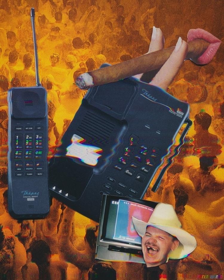 cowboy calls (2018 - feelsowrong | ello