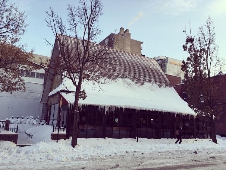Winter landscape | Roland Basti - rbastien | ello