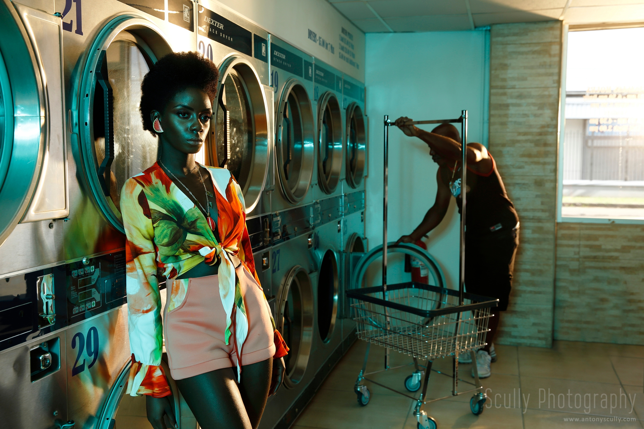 laundromat series. Stereotypica - scullyphoto | ello