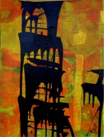 Dragon tower latest paintings k - chrisdeggs | ello