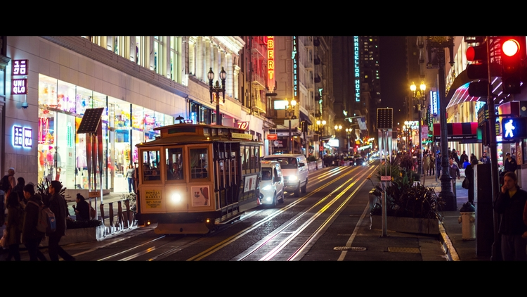 San Francisco, California - architecture - excepteuropa | ello