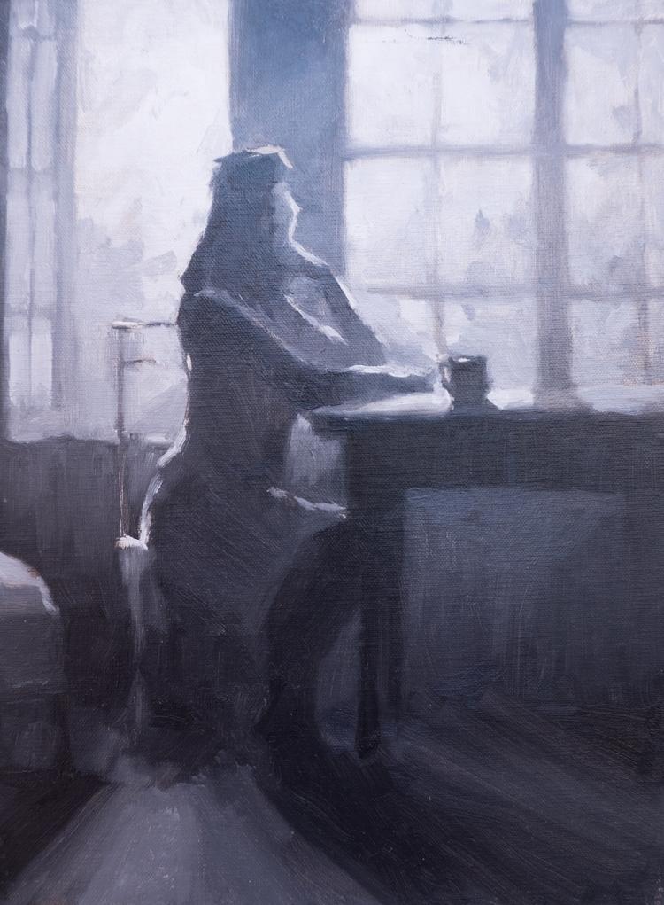 Janay Everett artist works pain - heyjanay | ello
