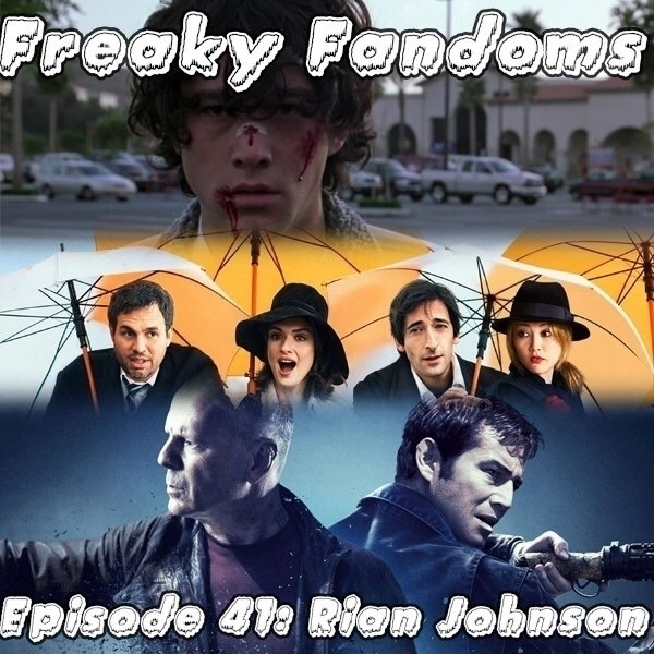 episode Freaky Fandoms podcast  - mrandrewhawkins | ello