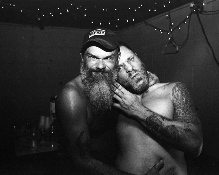 Dixie Dave Weedeater Gary Linds - msomervillephotography | ello