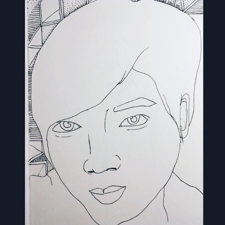 wip, sketchbook, people, portraits - art_tea_me   ello