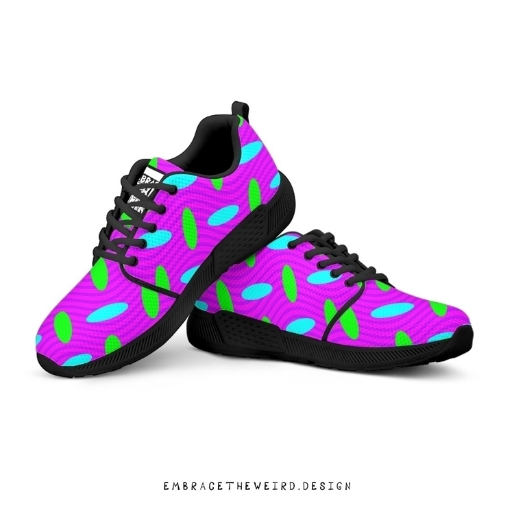 Party Poppers Athletic Sneaker  - brianabernhard | ello