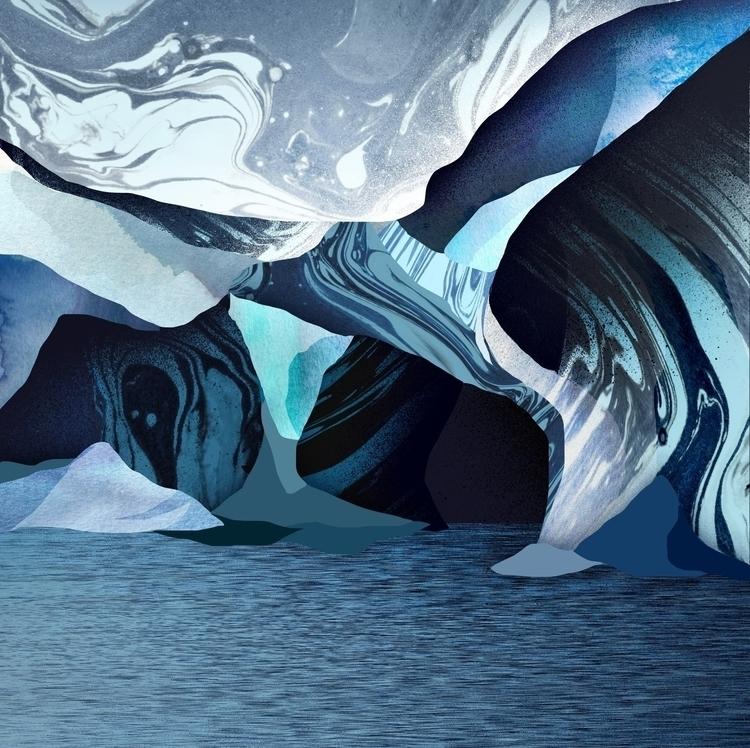 Cave Illustration - ester_bianchi | ello