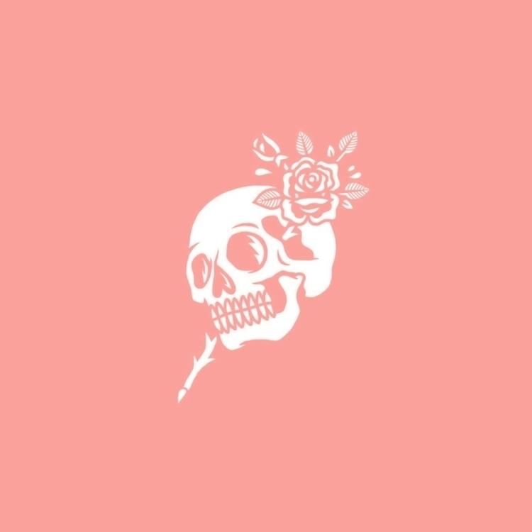 Dead Roses - minimal, pink, roses - akang007 | ello