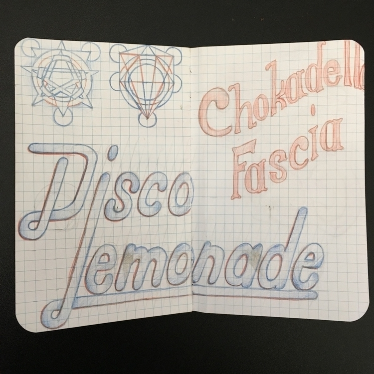 smell sex candy - typography, lettering - williamduxbury | ello