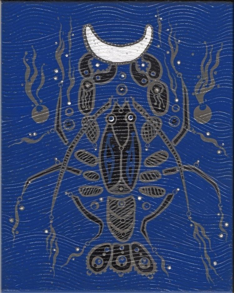 Night Crayfish (2006) -- 8 10 a - micksylvestre | ello