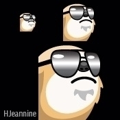 Swag sloth icon/emoji design - missmodeler | ello