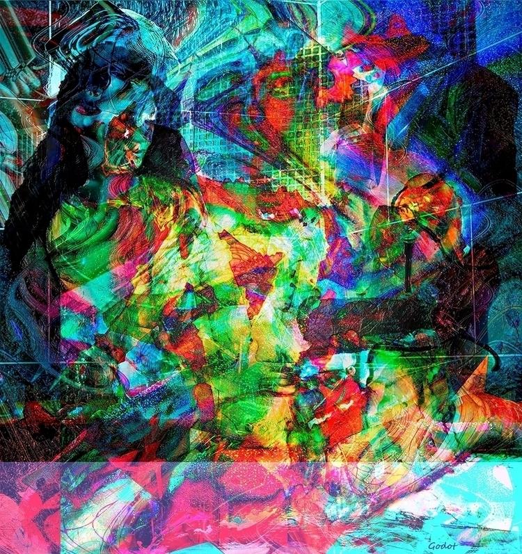 Artist: Gode Wilke Title: Stard - artgodot | ello