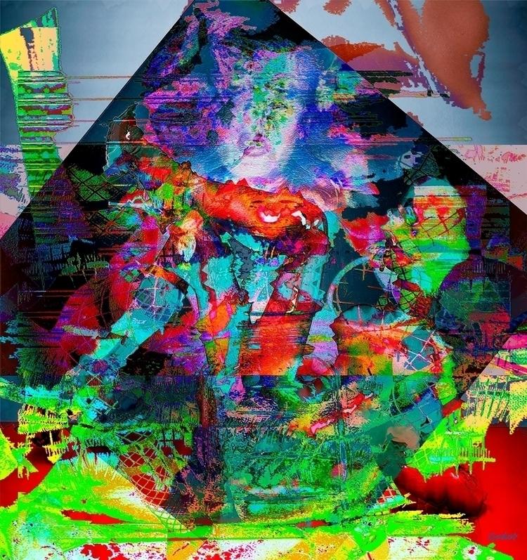 Artist: Gode Wilke Title: Lust  - artgodot | ello