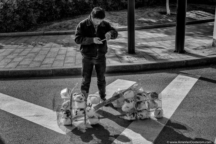 Hanghzou China - StreetPhotography - arnevanoosterom | ello
