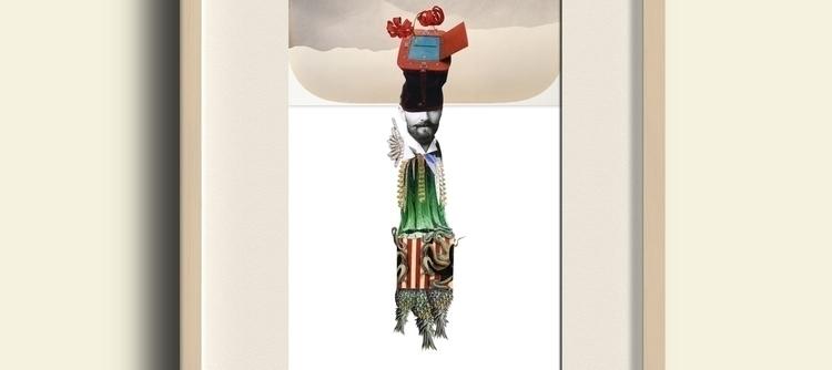 Manual Digital Collage - collage - marciaalbuquerque | ello