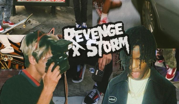 Revenge Storm Concept Poster Ia - heewsing | ello