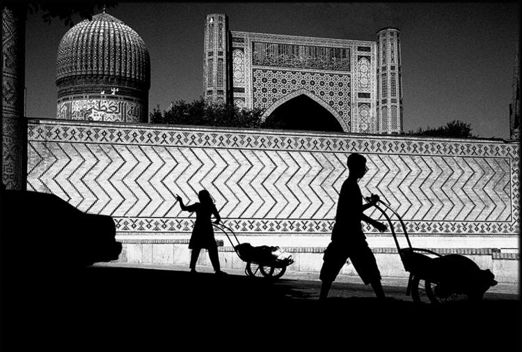 Shadows theatre , Samarkand, Uz - tajiko | ello