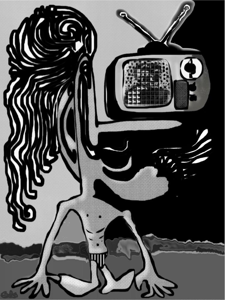 televisionary,, television,, visionary, - bobogolem_soylent-greenberg   ello