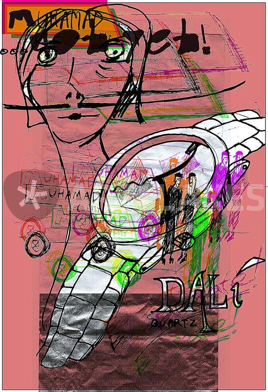 Muhamad Dali - artists, avant_garde - petro5va5iadi5 | ello