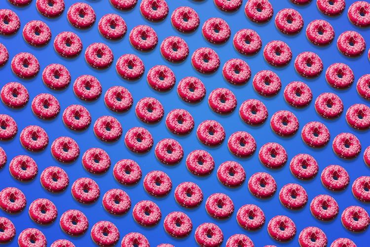 Donuts - igorsinkov | ello
