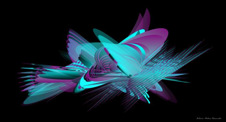 ELASTICO NEGRO (Arte Digital - anmova | ello