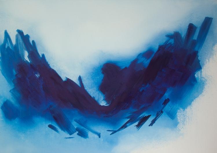'Christoper', 2017 - Oil canvas - georgievinsun | ello