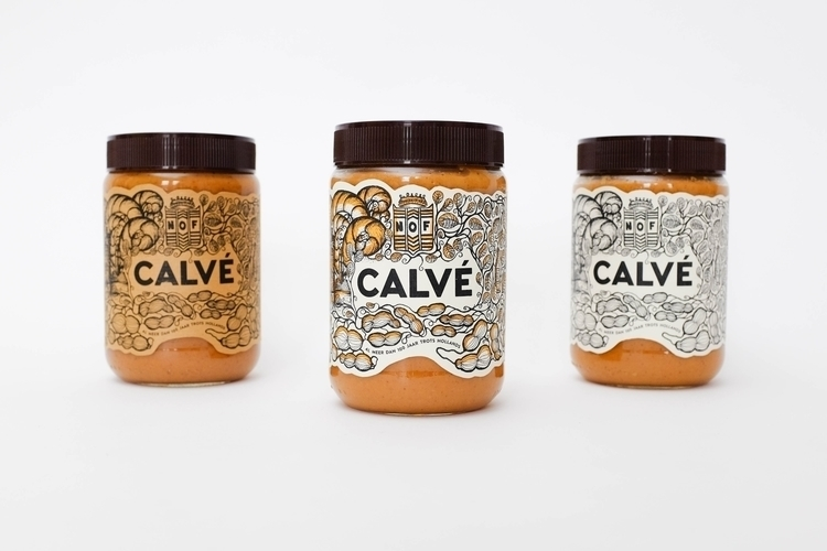 Calvé 100 years peanut butter 6 - gideonevenhouse | ello