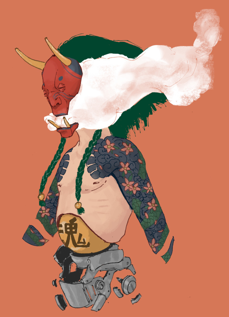 top bottom: Furious, Smoke, Yel - okipokie | ello