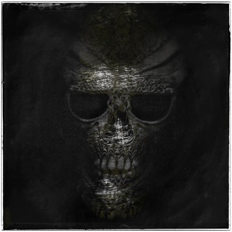 smiling - skull, viking, ancient - maladesign | ello