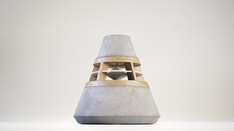 Thinking box. HEVI. product des - petrikas   ello