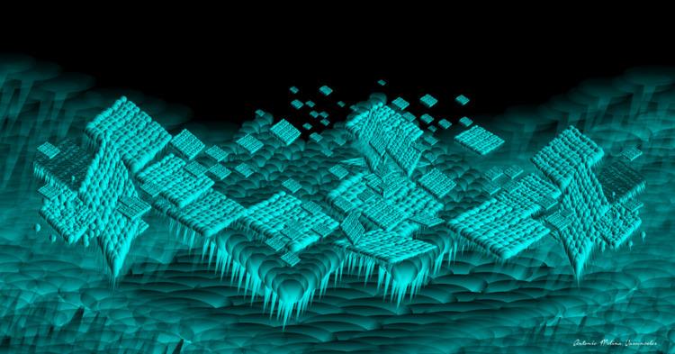 TABLEROS (Arte Digital - anmova | ello