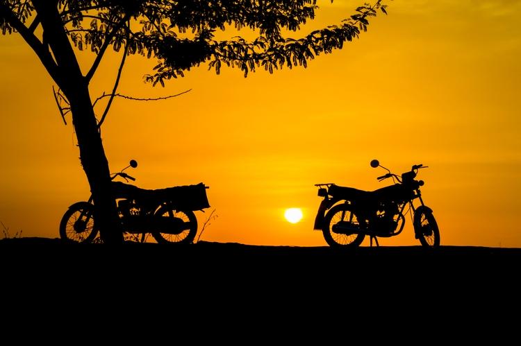 landscape, sunset, gloomy - kiarasheghbali | ello
