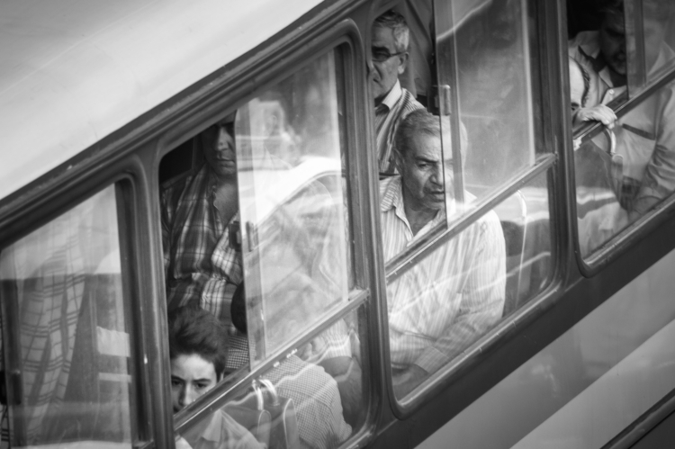 streetcar named exhaustion - Tehran, - kiarasheghbali | ello