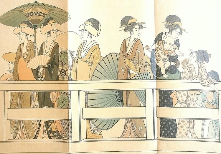 Vintage Japanese Print - Magazi - futoshijapanese | ello