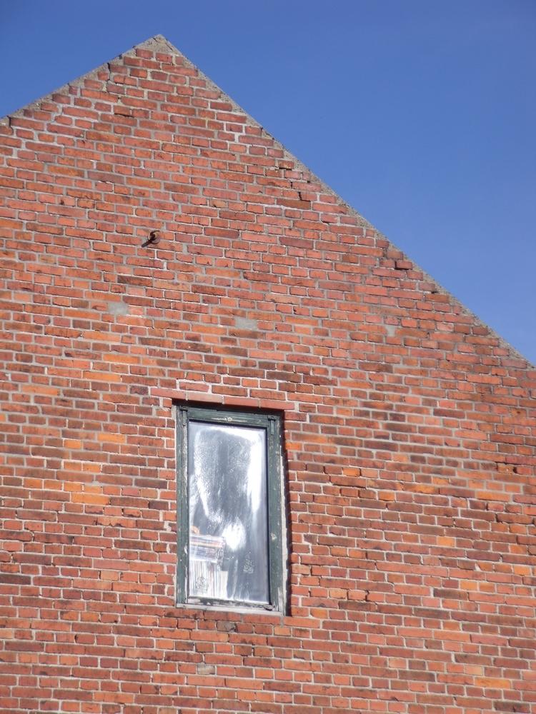black - bricks, window, denmark - robertmclake | ello