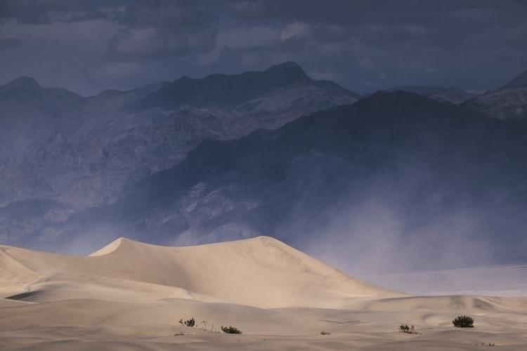 Sanddunes Death Valley landscap - ale_x_posure | ello