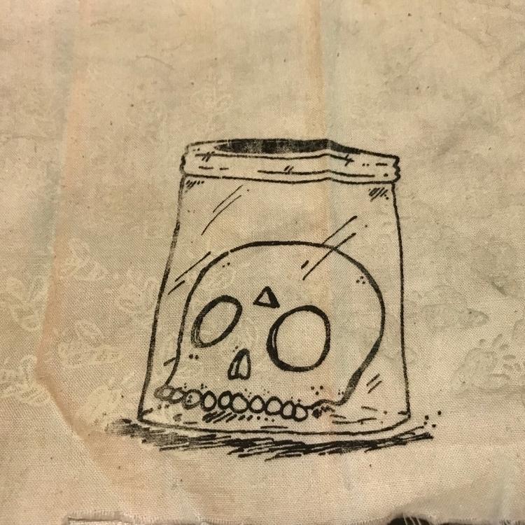 patches - screenprint, art, fabric - matthew_castellano | ello