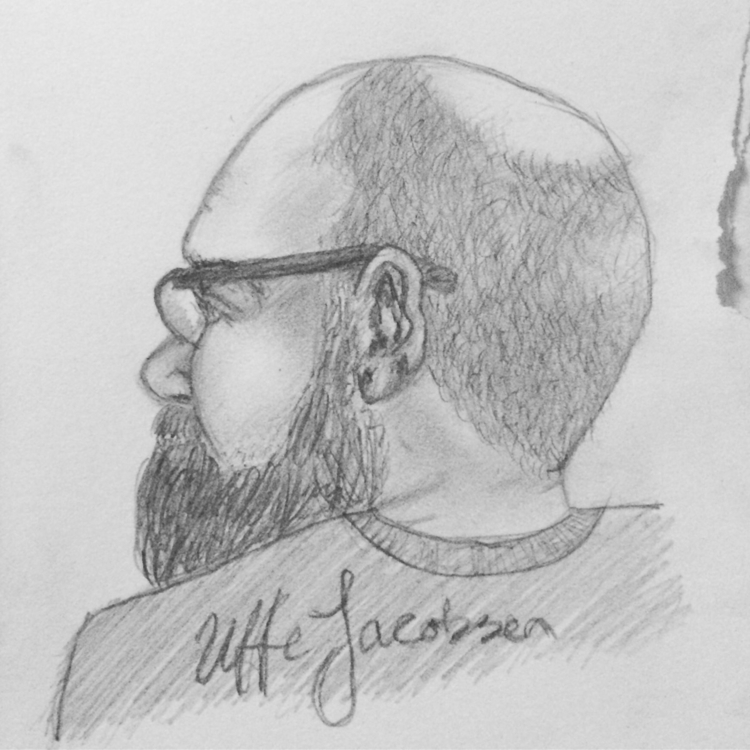 Drawing dad model - drawing, art - matildejaco | ello