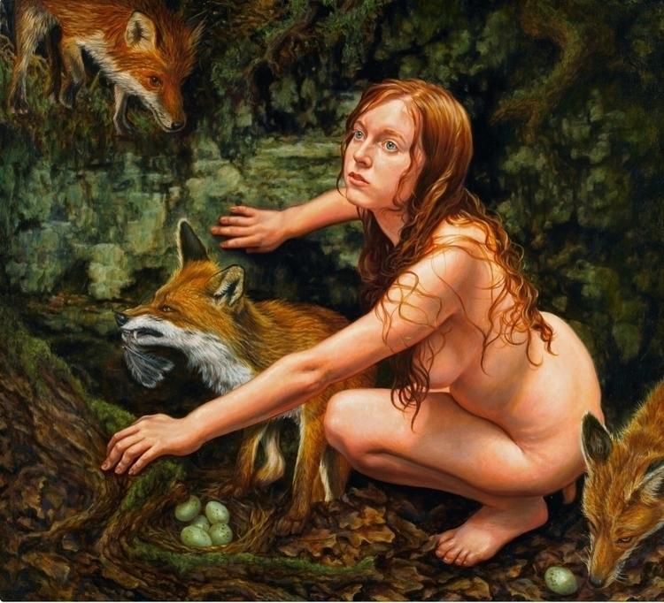 chatting artist Susannah Martin - john_dalton | ello