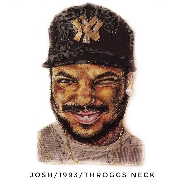 Josh/1993/Throggs Neck love Bro - legniniart   ello