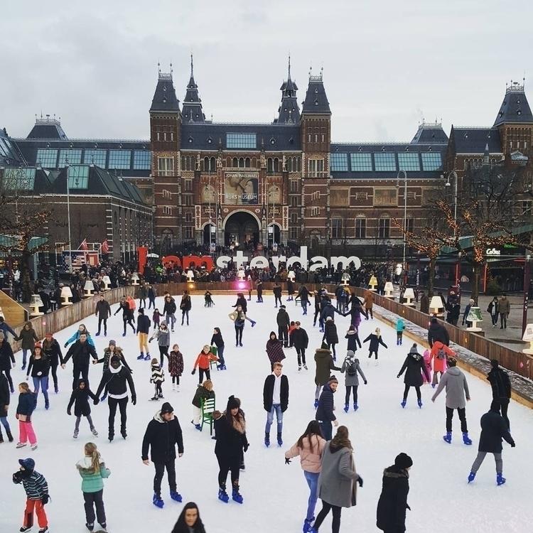 Winter, Amsterdam 2017 - saldikava   ello