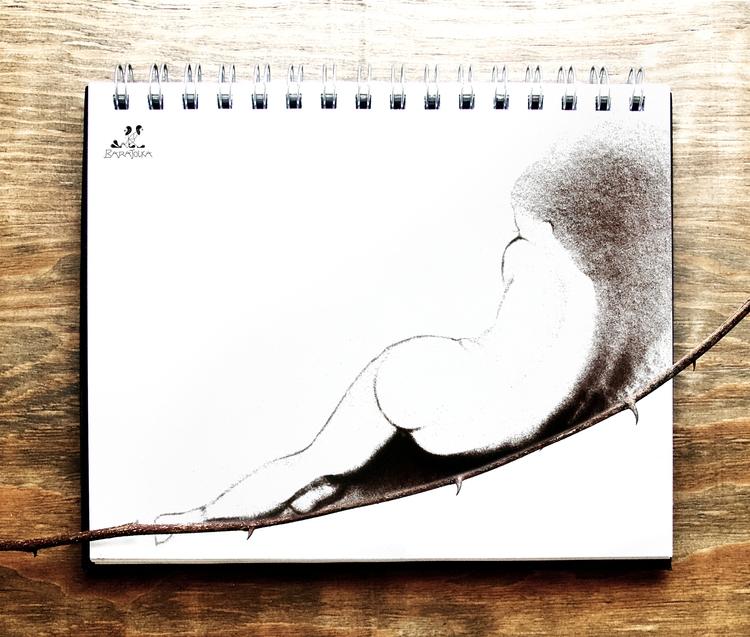 NUDE SAND art BOOK barajolkasho - barajolka | ello