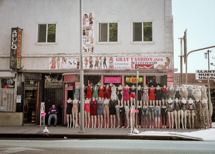 Los Angeles, 2017 - danielrolandtierney   ello