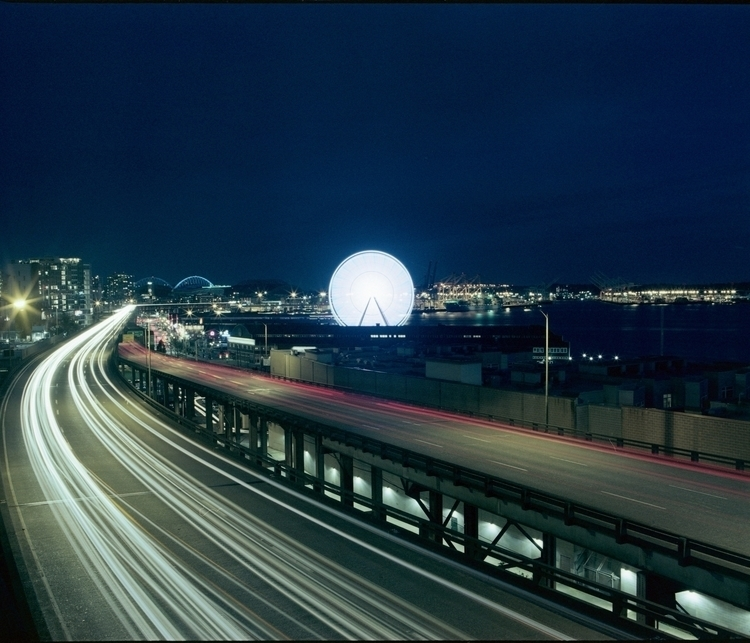 Alaskan Viaduct - Seattle, Wash - atenhauseins | ello