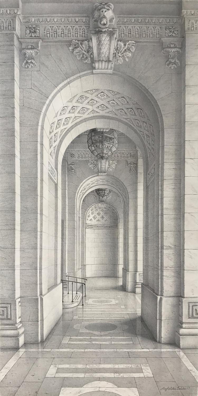 York Public Library, NYC. Silve - anzhelikadoliba | ello