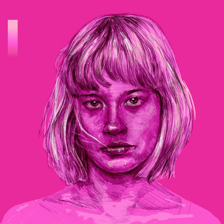 Ella Gra`hite paper colored dig - renzonovelli | ello