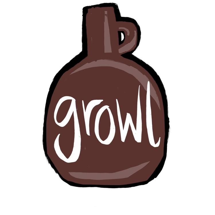 Growler - beer, craftbrew, homebrew - reneeleigh | ello