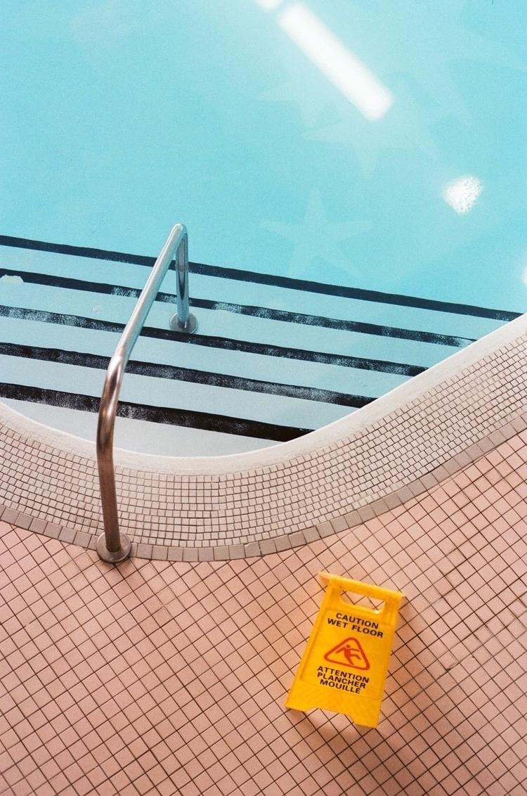 Caution Wet - film, filmphotography - alaskapalms | ello