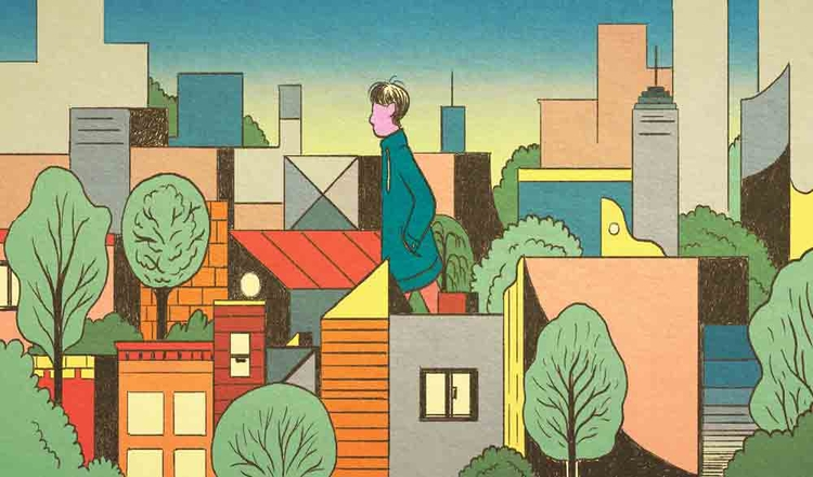 CultureTrip - illustration, editorialillustration - vryaznorange | ello