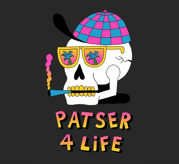 PATSER 4 LIFE. Part 3 designs u - jangojim | ello